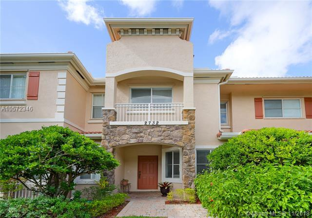 2732 SW 83rd Ave #102, Miramar, FL 33025 (MLS #A10572346) :: The Riley Smith Group
