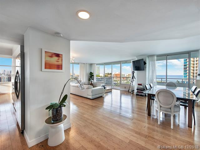 400 S Pointe Dr #1010, Miami Beach, FL 33139 (MLS #A10574859) :: Castelli Real Estate Services