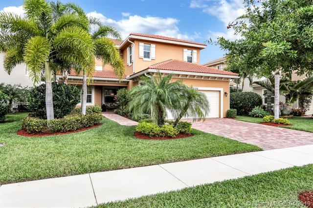 12196 N Aviles Cir, Palm Beach Gardens, FL 33418 (MLS #A10576625) :: Grove Properties