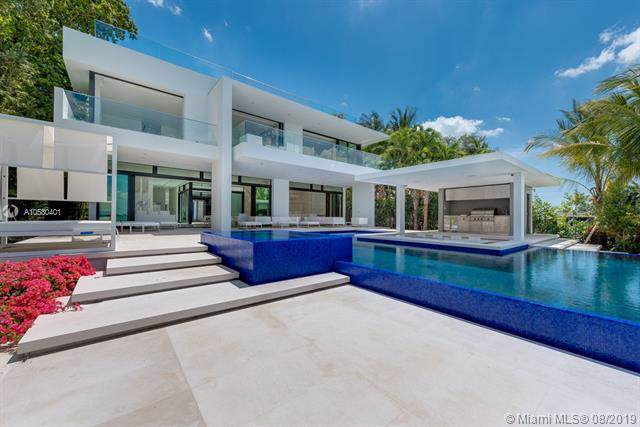 5004 N Bay Rd, Miami Beach, FL 33140 (MLS #A10580401) :: The Rose Harris Group