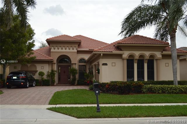 15604 Glencrest Ave, Delray Beach, FL 33446 (MLS #A10585101) :: The Teri Arbogast Team at Keller Williams Partners SW