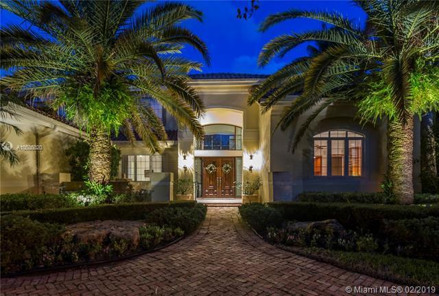 621 Destacada Ave, Coral Gables, FL 33156 (MLS #A10586020) :: The Maria Murdock Group
