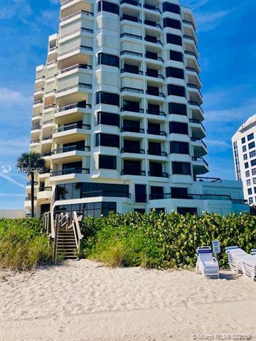 3201 S Ocean Blvd #101, Highland Beach, FL 33487 (MLS #A10592495) :: RE/MAX Presidential Real Estate Group