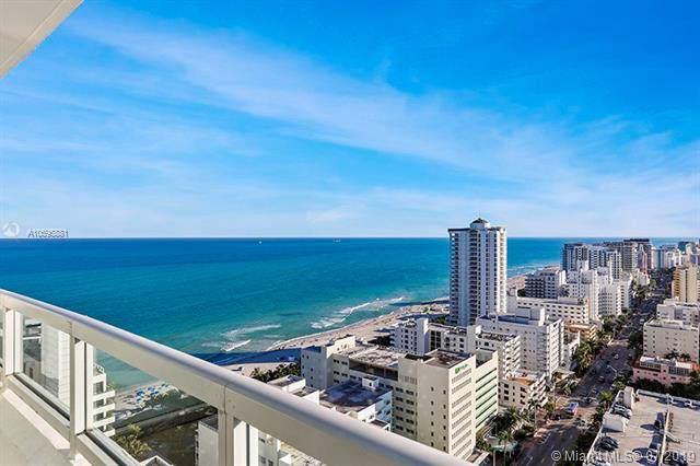 4401 Collins Ave 2610-2612, Miami Beach, FL 33140 (MLS #A10595881) :: Grove Properties