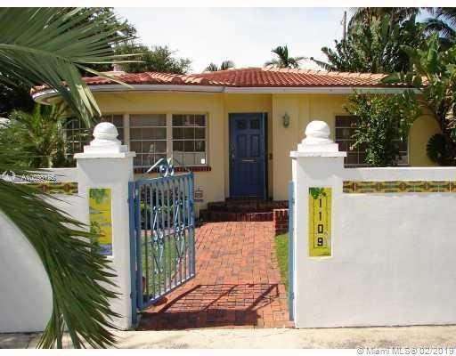 1109 SE 11th St, Fort Lauderdale, FL 33316 (MLS #A10598125) :: RE/MAX Presidential Real Estate Group