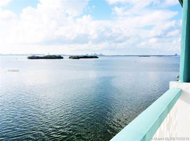 7825 NE Bayshore Ct #502, Miami, FL 33138 (MLS #A10598843) :: Berkshire Hathaway HomeServices EWM Realty
