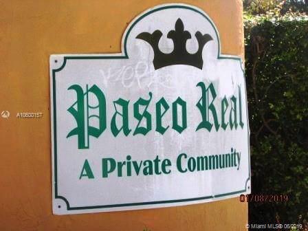 6255 Kendale Lakes Cir #128, Miami, FL 33183 (MLS #A10600157) :: Green Realty Properties