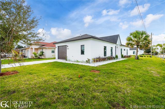 2867 Alabama St, West Palm Beach, FL 33406 (MLS #A10603122) :: GK Realty Group LLC