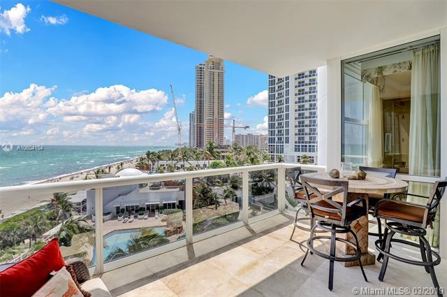 18101 Collins Ave #805, Sunny Isles Beach, FL 33160 (MLS #A10604154) :: The Paiz Group