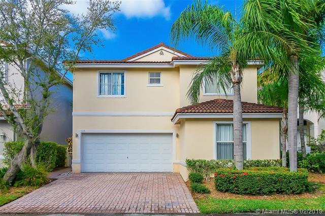 1115 Satinleaf St, Hollywood, FL 33019 (#A10604307) :: Dalton Wade