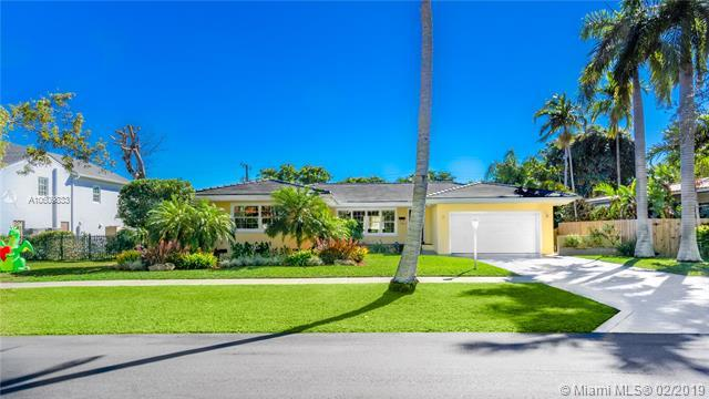 1224 NE 96th St, Miami Shores, FL 33138 (MLS #A10609833) :: ONE Sotheby's International Realty