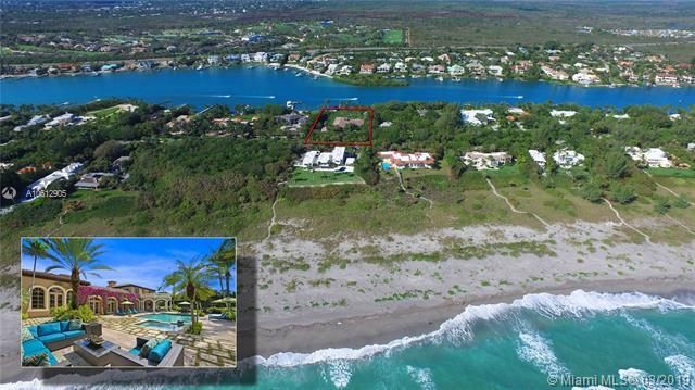 494 S Beach Road, Hobe Sound, FL 33455 (MLS #A10612905) :: Green Realty Properties