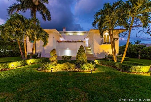 6901 Sunrise Pl, Coral Gables, FL 33133 (MLS #A10624657) :: The Maria Murdock Group