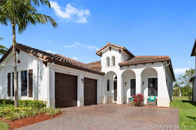 3536 NW 83rd Way, Cooper City, FL 33024 (MLS #A10640290) :: The Teri Arbogast Team at Keller Williams Partners SW