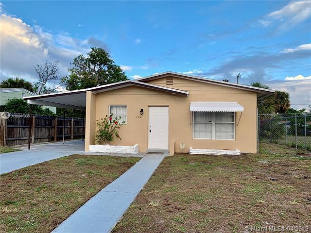 724 S C St, Lake Worth, FL 33460 (MLS #A10641036) :: RE/MAX Presidential Real Estate Group