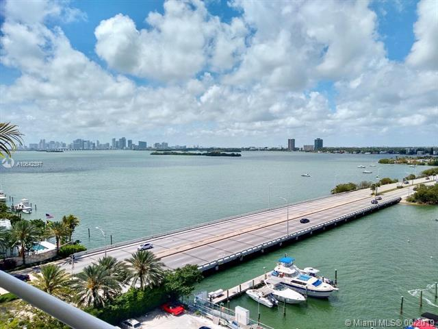 7904 West Dr #1005, North Bay Village, FL 33141 (MLS #A10642397) :: The Brickell Scoop