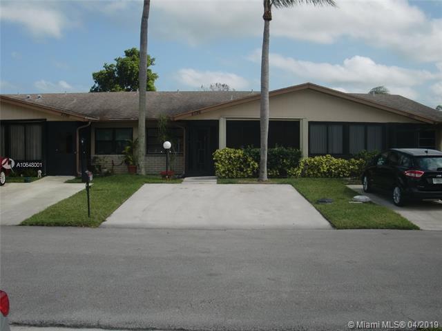 5796 Doris Ct #5796, Delray Beach, FL 33484 (MLS #A10648001) :: The Paiz Group