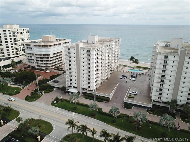 3215 S Ocean Blvd #401, Highland Beach, FL 33487 (MLS #A10650713) :: The Paiz Group