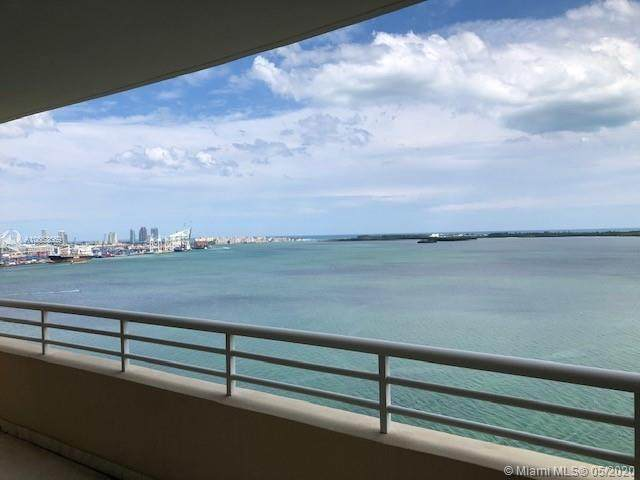 808 Brickell Key Dr #1906, Miami, FL 33131 (MLS #A10653669) :: Castelli Real Estate Services