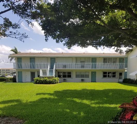 460 W Horizons #111, Boynton Beach, FL 33435 (MLS #A10660421) :: EWM Realty International