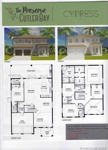 7902 SW 205th St, Cutler Bay, FL 33189 (MLS #A10661135) :: Laurie Finkelstein Reader Team