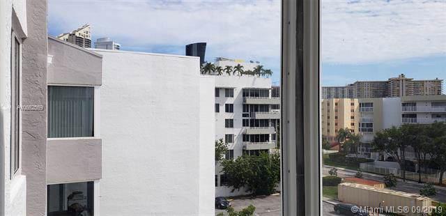 250 180th Dr #510, Sunny Isles Beach, FL 33160 (MLS #A10662559) :: Grove Properties