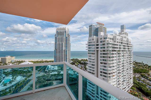 300 S Pointe Dr #2006, Miami Beach, FL 33139 (MLS #A10662651) :: Green Realty Properties