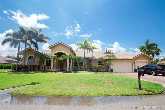 13162 SW 19th St, Davie, FL 33325 (MLS #A10662706) :: The Teri Arbogast Team at Keller Williams Partners SW