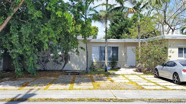 1410 S 24th Ave, Hollywood, FL 33020 (MLS #A10668115) :: Grove Properties