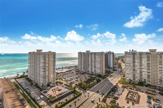 1945 S Ocean Dr #605, Hallandale, FL 33009 (MLS #A10669091) :: Ray De Leon with One Sotheby's International Realty