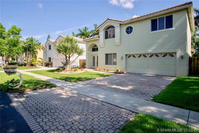 11290 N Rockinghorse Rd, Cooper City, FL 33026 (MLS #A10675464) :: Ray De Leon with One Sotheby's International Realty