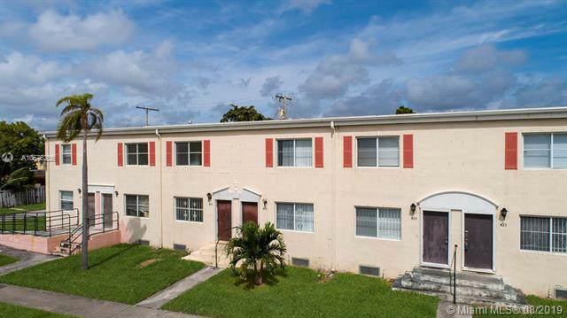465 NW 84th Ter #465, Miami, FL 33150 (MLS #A10676286) :: Grove Properties