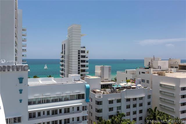 4401 Collins Ave #1206, Miami Beach, FL 33140 (MLS #A10676974) :: Ray De Leon with One Sotheby's International Realty