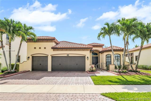 3761 NW 88th Ter, Cooper City, FL 33024 (MLS #A10678049) :: Grove Properties