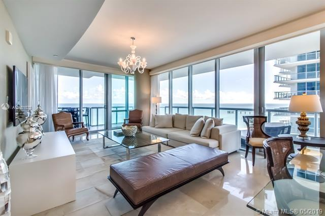 17121 Collins Ave #1001, Sunny Isles Beach, FL 33160 (MLS #A10681078) :: Grove Properties
