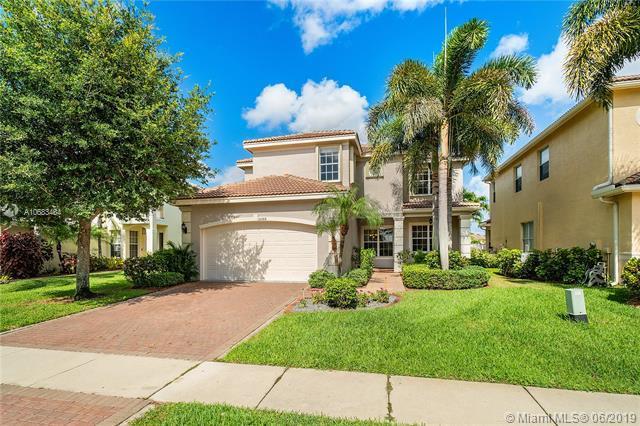 10586 Hilltop Meadow Pt, Boynton Beach, FL 33473 (MLS #A10683464) :: The Teri Arbogast Team at Keller Williams Partners SW