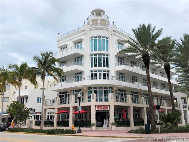 448 Ocean Dr #304, Miami Beach, FL 33139 (MLS #A10683971) :: Grove Properties