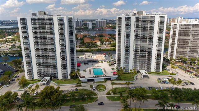 3675 N Country Club Dr 2606 +2605, Aventura, FL 33180 (MLS #A10684200) :: Grove Properties