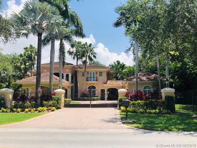 7245 SW 104th St, Pinecrest, FL 33156 (MLS #A10685724) :: The Riley Smith Group