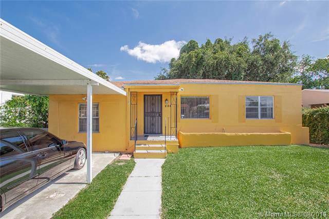 231 NW 44th St, Miami, FL 33127 (MLS #A10689594) :: Grove Properties
