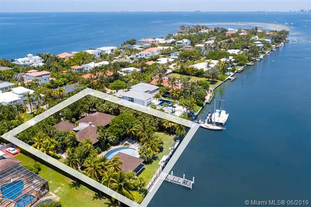 511 N Mashta Dr, Key Biscayne, FL 33149 (MLS #A10691036) :: Grove Properties