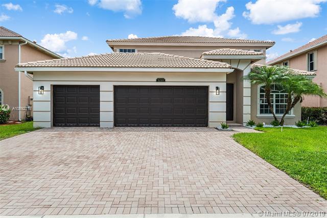 5218 SW 148th Ave, Miramar, FL 33027 (MLS #A10692318) :: Grove Properties