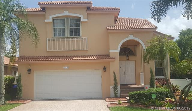 18438 NW 10 STREET, Pembroke Pines, FL 33029 (MLS #A10692579) :: Green Realty Properties