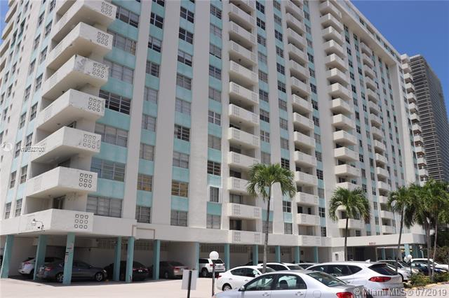 1833 S Ocean Dr #1403, Hallandale, FL 33009 (MLS #A10692700) :: Green Realty Properties