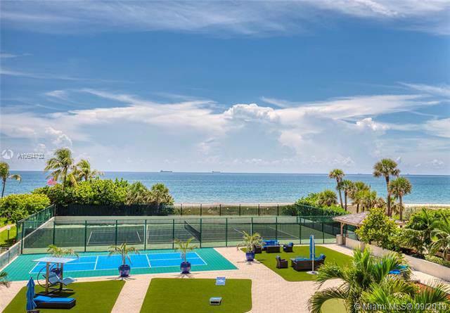 1800 S Ocean Blvd #312, Lauderdale By The Sea, FL 33062 (MLS #A10694732) :: The Kurz Team