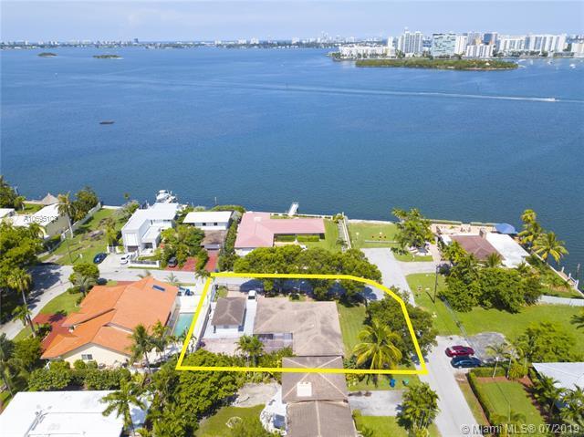 8700 N Bayshore Dr, Miami, FL 33138 (MLS #A10695102) :: Berkshire Hathaway HomeServices EWM Realty