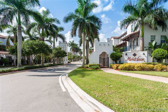 11964 SW 27 COURT #11964, Miramar, FL 33025 (MLS #A10696377) :: Ray De Leon with One Sotheby's International Realty