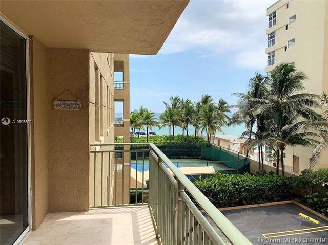 2080 S Ocean Dr #209, Hallandale, FL 33009 (MLS #A10698302) :: Grove Properties