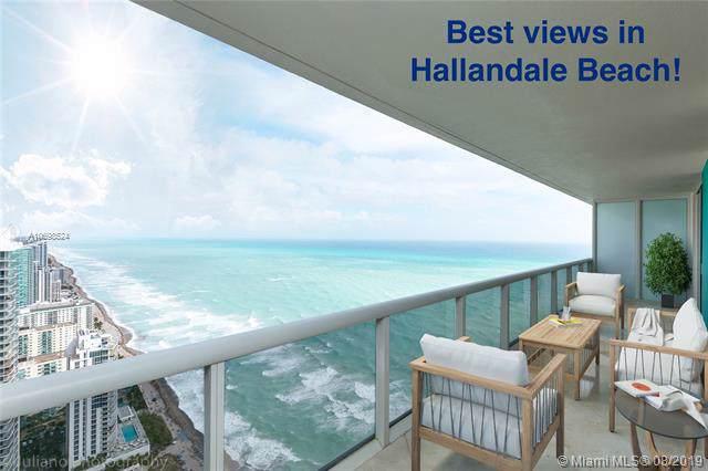 1830 S Ocean Dr #5011, Hallandale, FL 33009 (MLS #A10698524) :: RE/MAX Presidential Real Estate Group