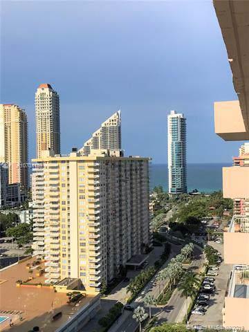 250 174th St #2306, Sunny Isles Beach, FL 33160 (MLS #A10701139) :: The Paiz Group